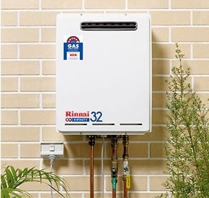 Rinnai Water Heater - Hot Water Cylinder Auckland